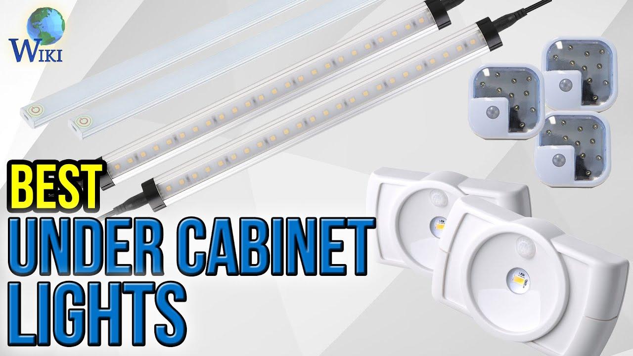 10 Best Under Cabinet Lights 2017