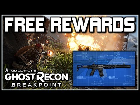 "Ghost Recon Breakpoint | All Battle Rewards From ACT 1 & 2 For ""FREE"""