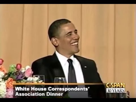Best of White House Correspondents' Dinner Jokes: 2009-2012