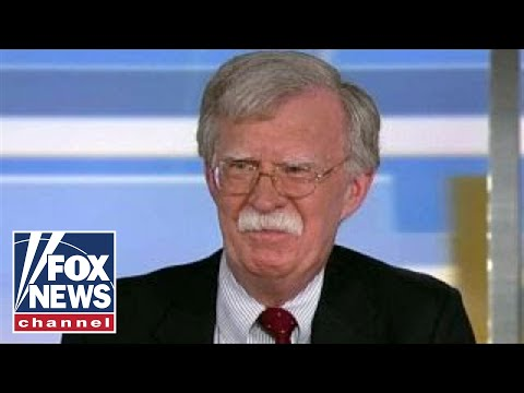Exclusive: John Bolton on Iran deal exit, North Korea