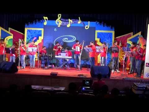 Yuva Music Festival @Kolkata Youth Violin