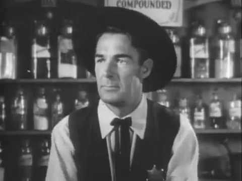 Abilene Town (1946) - Randolph Scott, Full Length Western Movie