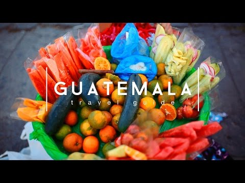 GUATEMALA TRAVEL GUIDE || What to see, do, and eat!
