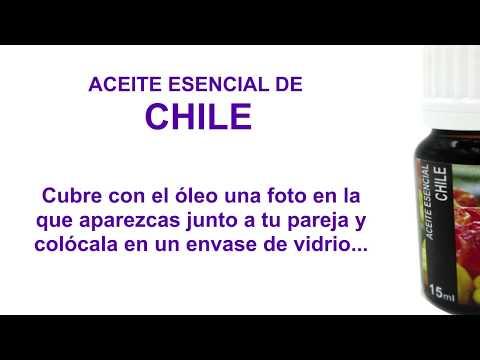 Aceite Esencial De Chile