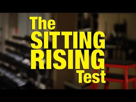 Sitting and Rising Test (SRT)