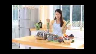 コールドプレスジューススタンドでも使用されるエンジェルジューサー【ピカイチ野菜くんチャンネル】 thumbnail