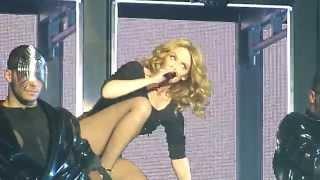 Kylie Minogue - Sexercize - Live @ Paris Bercy Arena 15.11.2014