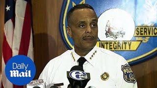 Philadelphia police chief apologizes for Starbucks arrests - Daily Mail thumbnail