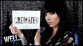 Cremated Palette | Jeffree Star Cosmetics | Review & Makeup!