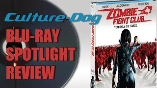 Download Video Blu-Ray Review: Zombie Fight Club (2014) [Scream Factory] MP3 3GP MP4