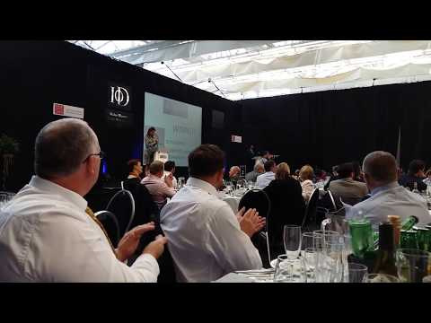 IoD Wales Awards - Tony Barry 19-05-17