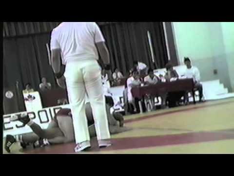 1988 Espoir World Cup: 74 kg Abusamad Gamidov (USSR) vs. Matthew Demaray (USA)