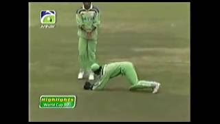 Pakistan vs India 1992 Cricket World cup