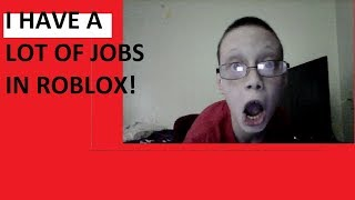 I HAVE A LOT OF JOBS IN ROBLOX! - Roblox Work At A Pizza Place (Ft. CPP GFB)