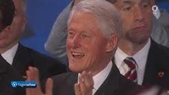 Hillary Clinton als Kandidatin der US-Demokraten für die Präsidentschaftswahl 2016 nominiert