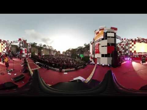 The Adams - Halo Beni/Konservatif (360 Live At Garuda Wisnu Kencana, Bali 04/09/2016)