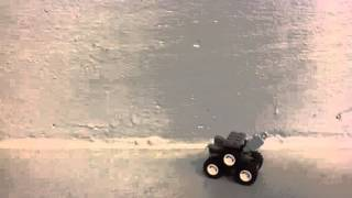 How to make a lego car with arm
