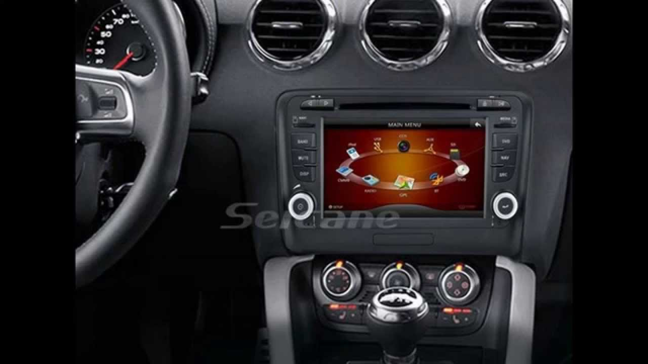 2006 2011 audi tt in der schlag radio dvd upgrade. Black Bedroom Furniture Sets. Home Design Ideas