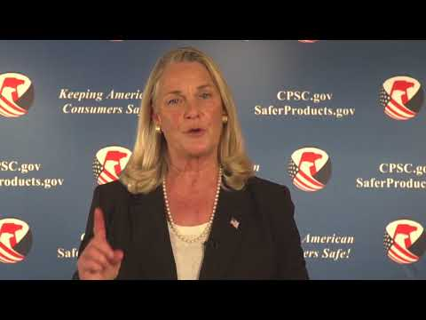 CPSC Acting Chairman Urges Consumers to Anchor It!