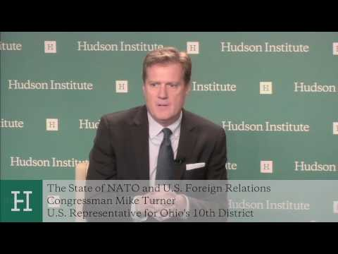 Congressman Mike Turner on the State of NATO and U.S. Foreign Relations