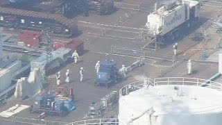Reactor cover to be dismantled at Japan