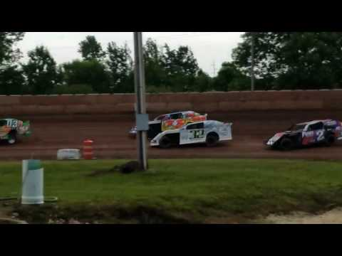 Rodemeier Racing at Shawano Speedway June 3rd