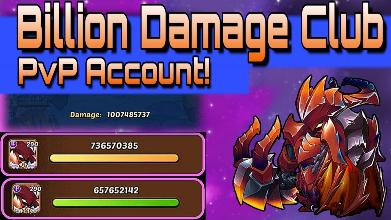 Idle Heroes (O+) - Aspen Hits over 700M Damage?!?! - Maxing Wolf and Testing in PvE and PvP!