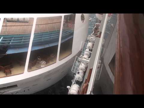 Carnival Legend Crash 9 30 09
