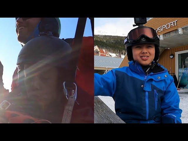 Siam flyger paragliding - Flyg #4