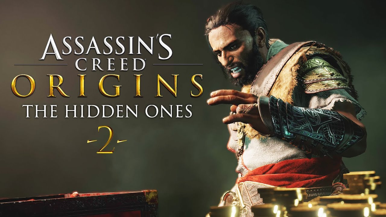 Zagrajmy w Assassin's Creed Origins: The Hidden Ones PL DLC #2 – PC