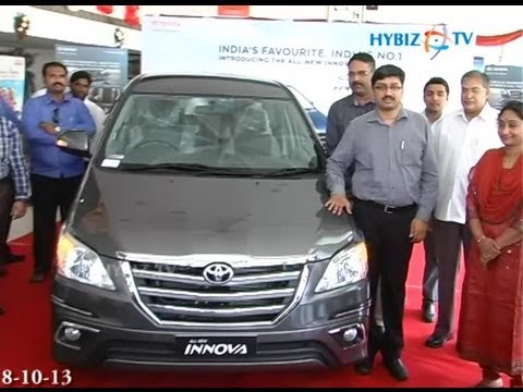 Group All New Kijang Innova Grand Harsha Toyota Car Launch Youtube