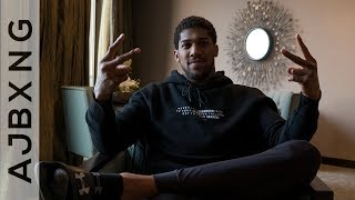 Can I Get A 2 TIIMMMEE ~ Anthony Joshua