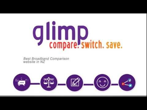 Sign up to the best broadband provider in NZ in 5 easy steps with glimp
