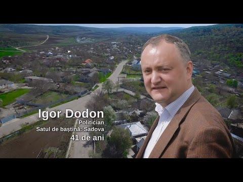 Despre Igor Dodon, pe scurt. Presedinte din popor, pentru popor