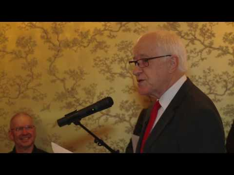 CONVERSATION WITH Emeritus Professor Roland Sussex OAM