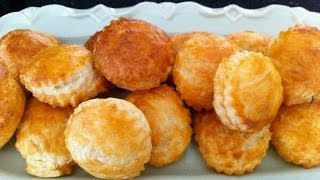 Potato Puffs -simpley Cooking
