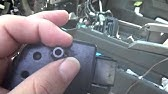 Nissan an Stereo Removal 2004 - 2008 - YouTube on