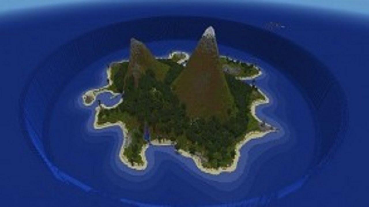 Minecraft sunken island custom map presentation and download minecraft sunken island custom map presentation and download youtube gumiabroncs Image collections