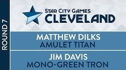 SCGCLE: Round 7 - Jim Davis vs Matthew Dilks [Modern]