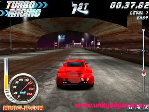Turbo Racing - A free Racing Game