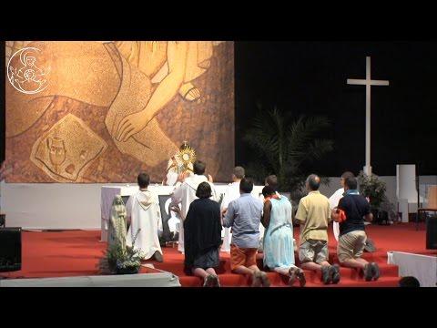 Replay Paray Veillée Adoration du 27 juillet 2016