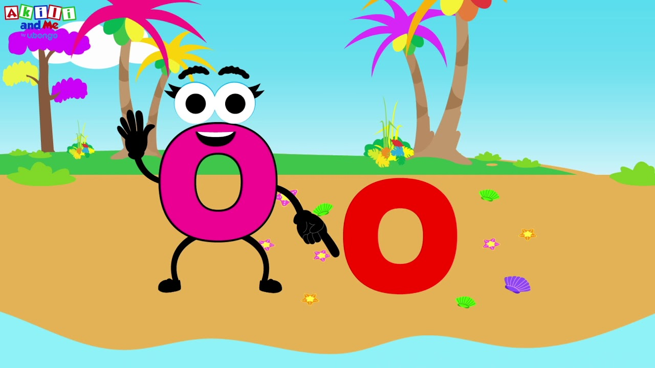 Meet Letter O!   Akili and Me   African Alphabet!