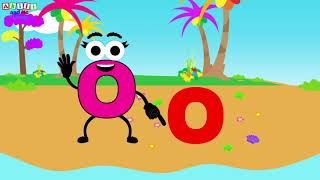 Meet Letter O! | Akili and Me | African Alphabet!