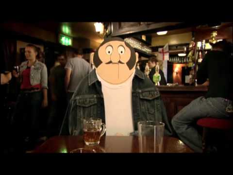Captain Pugwash at The Pub