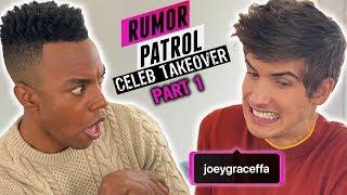 Joey Graceffa SPILLS On Shane Dawson Beef & Escape The Night DRAMA! (Rumor Patrol: Celeb Takeover)