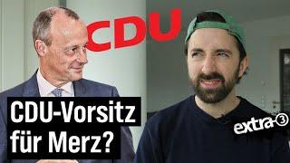 CDU-Vorsitzender Friedrich Merz?