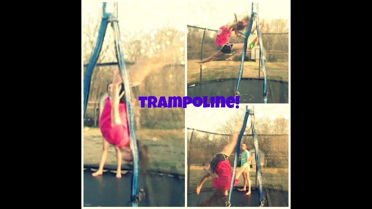 Trampoline Cheer & Tumbling
