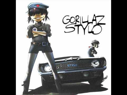Gorillaz  - Stylo NEW