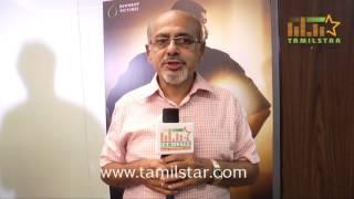 MLV Shankar At Anthadhi Movie Team Interview