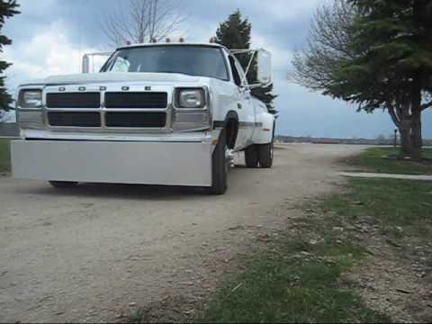 1993 dodge ram 3500 first generation cummins diesel